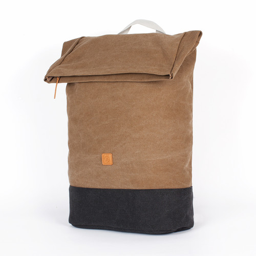 цена Рюкзак UCON Karlo Backpack (Sand-Black) онлайн в 2017 году