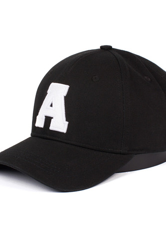 Бейсболка TRUESPIN Abc Baseball Cap (Black-T, O/S) true spin бейсболка truespin abc