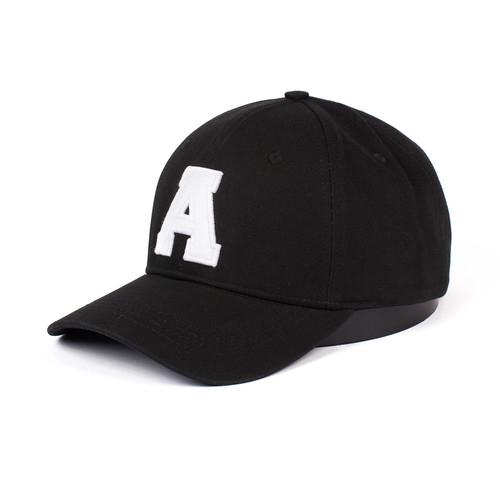 Бейсболка TRUESPIN Abc Baseball Cap (Black-W, O/S) пак бейсболка abc наушники truespin multi