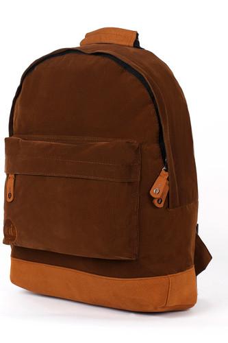 Рюкзак MI-PAC Premium Cord (Brown-001) рюкзак mi pac gold orchid pale blue 041