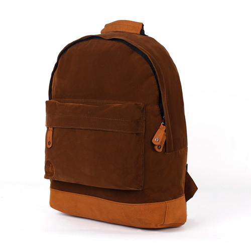 Рюкзак MI-PAC Premium Cord (Brown-001) рюкзак mi pac premium plaid blue plaid 003