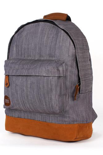 Рюкзак MI-PAC Premium Denim (Grey-010) рюкзак mi pac gold orchid pale blue 041