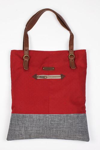Сумка G.RIDE Berenice (Red/Grey-GRISI19A4) сумка для роликов fit 26 литров