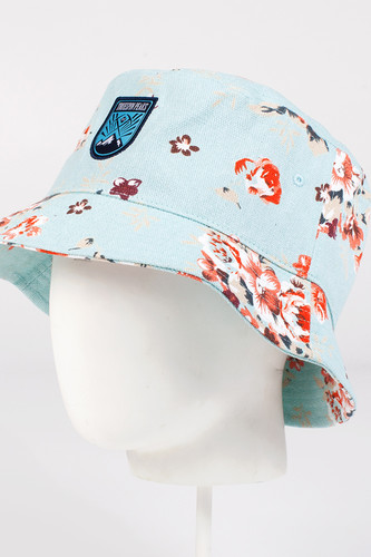 Панама TRUESPIN Peaks Bucket Hat (Flower, L/XL)