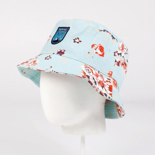 Панама TRUESPIN Peaks Bucket Hat (Flower, L/XL) панама truespin jungle bucket hat jungle camo l xl