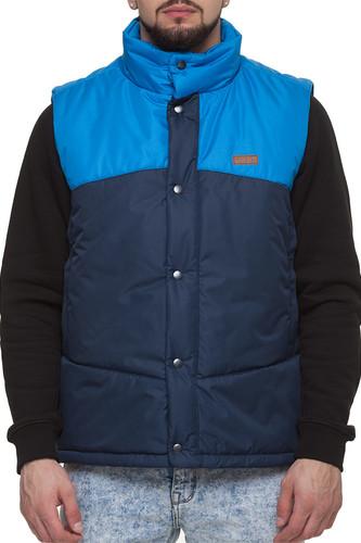 Жилет CODERED Track (Ярко-Синий/Чернильный Синий, L) рубашка codered harbor чернильный синий молочный красный xl