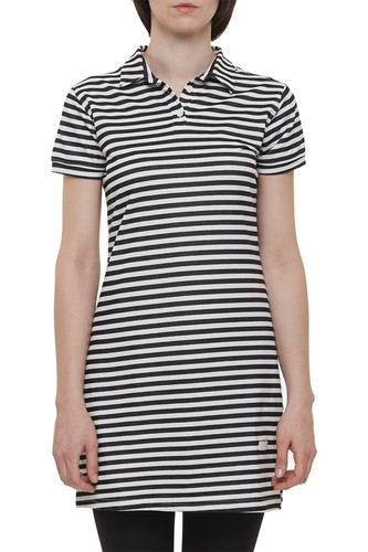 Платье CODERED Adress (Черно-Белый, S) платье женское blagof