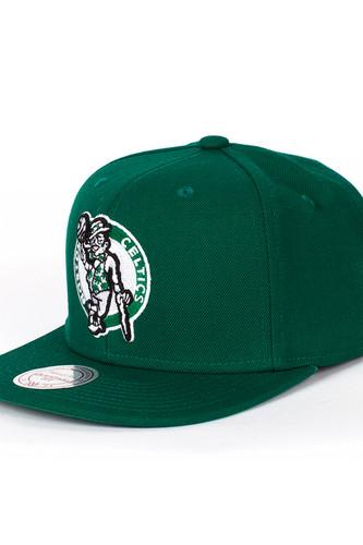 Бейсболка MITCHELL&NESS Boston Celtics Kelly (Green, O/S)