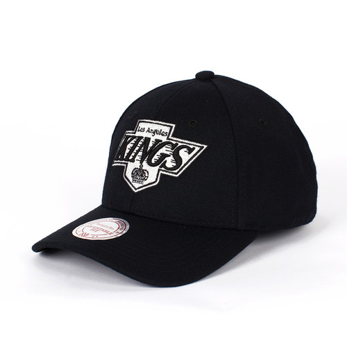 Бейсболка MITCHELL&NESS Los Angeles Kings Snapback (Black, O/S) mitchell donald grant english lands letters and kings volume 1