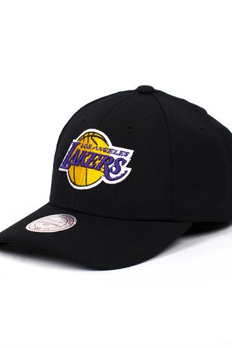 Бейсболка MITCHELL&NESS Los Angeles Lakers Snapback (Black, O/S)