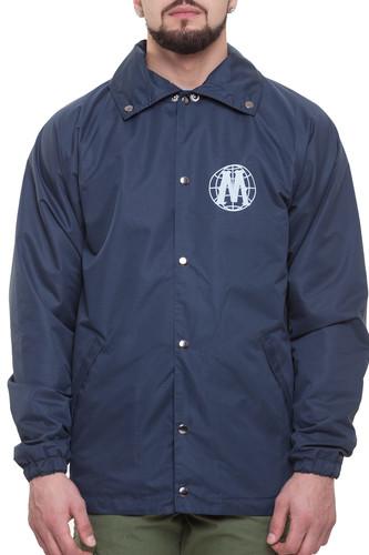 Куртка МЕЧ S-PR-COACH/2 (Navy, L) куртка меч ss17 pr coach dark темный хаки l