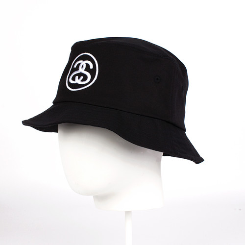 Панама STUSSY SS-Link SP16 Bucket Hat (Black, S/M) панама stussy circle paisley bucket hat black s m