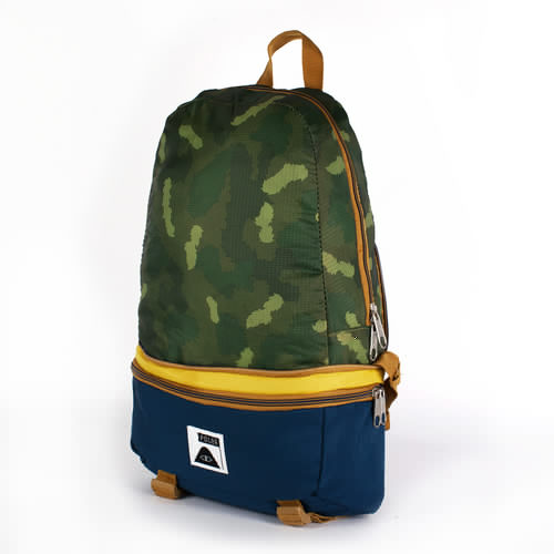 Рюкзак POLER Tourist Pack (Green Camo) цены