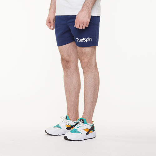 Шорты TRUESPIN Core Shorts Navy фото 7