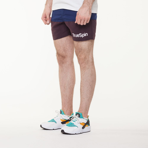 Шорты TRUESPIN Core Shorts Navy/Brown фото 8