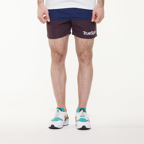 Шорты TRUESPIN Core Shorts Navy/Brown фото 9