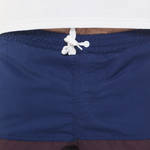 Шорты TRUESPIN Core Shorts Navy/Brown фото 13