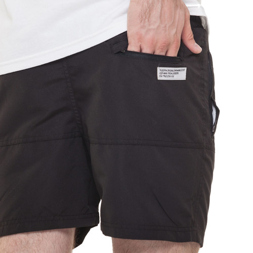 Шорты TRUESPIN Core Shorts Black фото 10