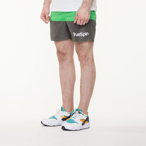 Шорты TRUESPIN Core Shorts Green/Grey фото 8