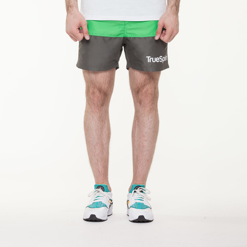 Шорты TRUESPIN Core Shorts Green/Grey фото 9
