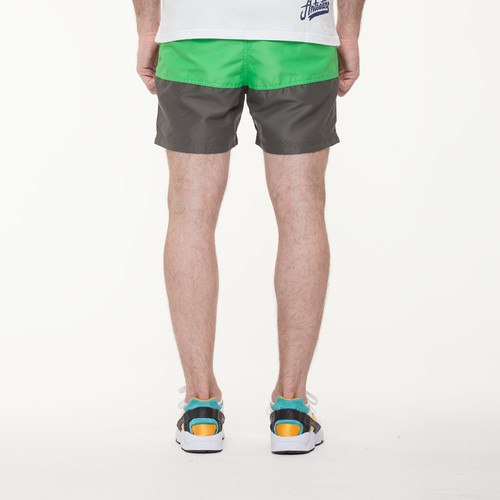 Шорты TRUESPIN Core Shorts Green/Grey фото 10