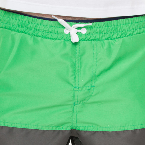 Шорты TRUESPIN Core Shorts Green/Grey фото 14