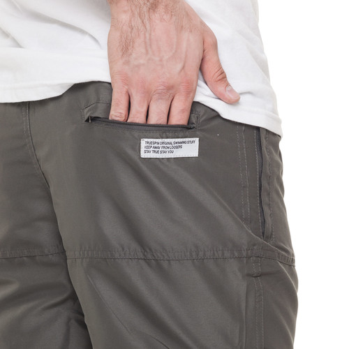 Шорты TRUESPIN Core Shorts Grey фото 11