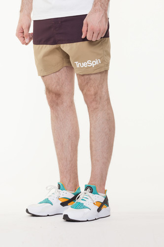 Шорты TRUESPIN Core Shorts (Brown/Wheat, XS)
