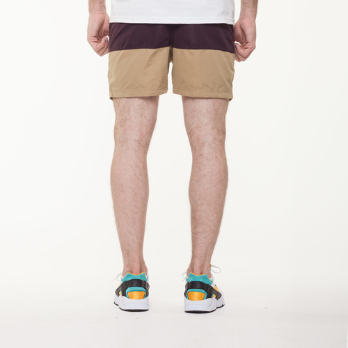 Шорты TRUESPIN Core Shorts Brown/Wheat фото 10