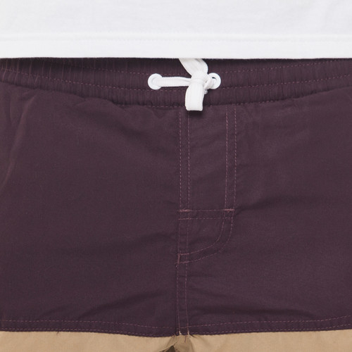 Шорты TRUESPIN Core Shorts Brown/Wheat фото 13
