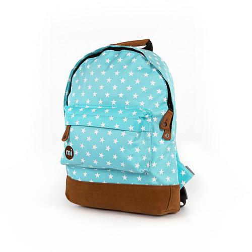 Рюкзак MI-PAC Mini All Stars (Aqua-A02) рюкзак mi pac premium plaid blue plaid 003