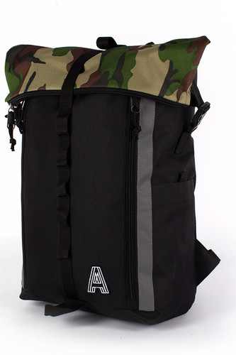 Рюкзак ANTEATER Rolltop (Acab) рюкзак anteater rolltop acab