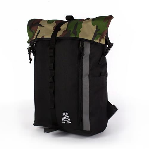 Рюкзак ANTEATER Rolltop (Acab) цена и фото