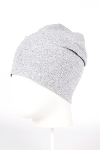 Шапка SKILLS Jersey 16-4 (Grey Melange) футболка skills 3d raglan grey melange xs
