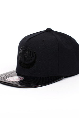 Бейсболка MITCHELL&NESS Puck Own Brand EU428 (Black, O/S)