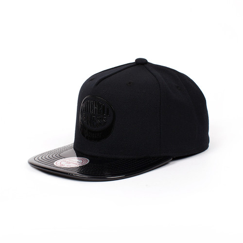 Фото Бейсболка MITCHELL&NESS Puck Own Brand EU428 (Black, O/S)