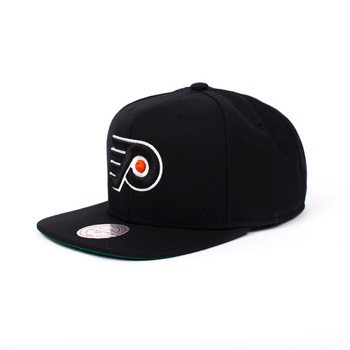 Бейсболка MITCHELL&NESS Philadelphia Flyers NZ980 (Black, O/S) стоимость