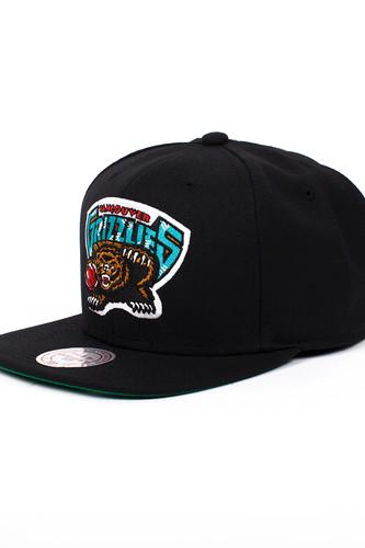 Бейсболка MITCHELL&NESS Vancouver Grizzlies (Black, O/S)