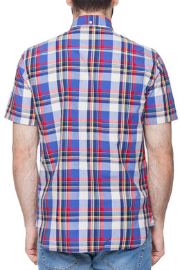 Рубашка PENFIELD Nolan Check Shirt Blue фото 2