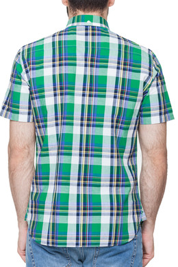 Рубашка PENFIELD Nolan Check Shirt Green фото 2