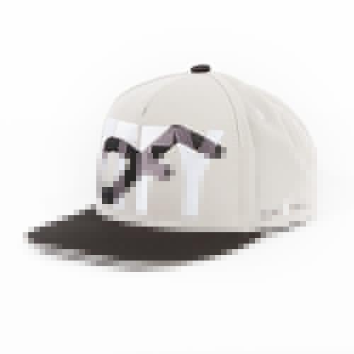 Бейсболка FLAT FITTY The League (Silver-Black-White-FF-93200, O/S)