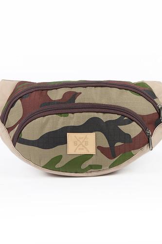 Сумка STREET BALANCE Hip Pack на пояс (Бежевый/Камо) сумка air pack tech на пояс черный