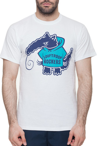 Футболка ANTEATER 264 (Белый, XS) футболка anteater 277 разноцветный xs