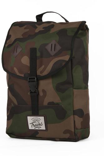 Рюкзак TRAVEL походный (Хаки-061016007)
