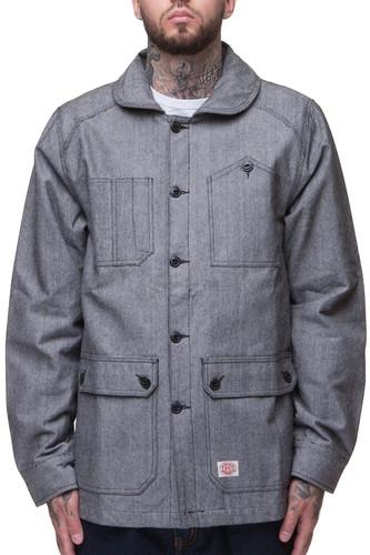 Куртка CROOKS & CASTLES I1160303 (Black, S)