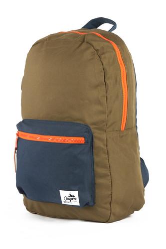 Рюкзак OREGON CAMP Raquette Lake (Green) рюкзак drive рюкзаки с молнией