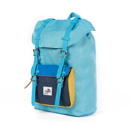 Рюкзак OREGON CAMP Teton Valley (Light Blue) рюкзак городской oregon camp winnebago black white