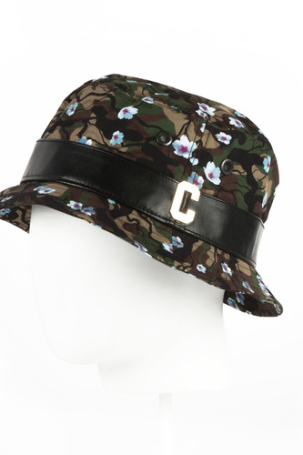 Панама CAYLER & SONS Flowers Bucket Hat (Mc/Gold, S/M)