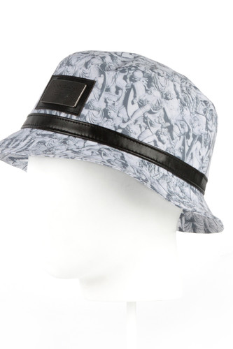 Фото - Панама CAYLER & SONS Hazely Bucket Hat (Black/White, S/M) футболка carhartt s s college t shirt black white m