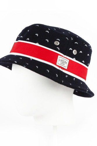 Панама CAYLER & SONS Lil Budz Bucket Hat (Navy/Red/White, S/M)